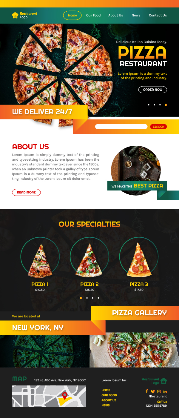 648360 Website Restaurant